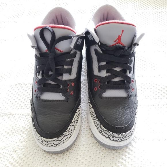 01641760dc9 Nike Shoes | Air Jordan 3 Retro Gs | Poshmark